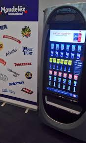 Diji Touch Vending Machine Enchanting Jose Avalos On Twitter Mondelez Production DijiTouch Interactive