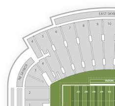 Doak Stadium Seating Chart Download Florida State Seminoles Football Seating Chart Find