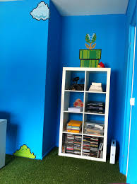 Super Mario Bedroom 17 Best Images About Mario Room On Pinterest Theme Bedrooms