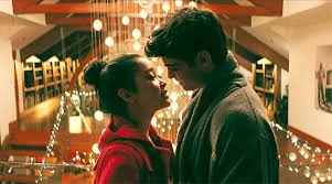 All the little bits slip out of your hands, and then you're just clutching air and grit. ― jenny han, to all the boys i've loved before. And They Kissed Filmes De Amor Cenas De Filmes Romanticos Fotos De Filmes