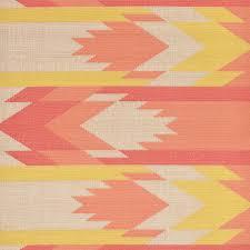 rug santa fe in warm flat woven