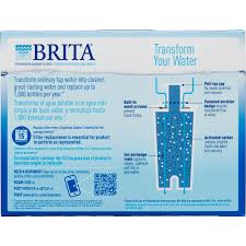 brita water filter. Brita Quick Replacement Water Filter For Pitchers, 3 Pack Simple Installation W