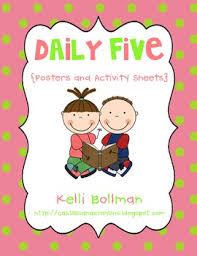 Daily Five Chart Printables Daily 5 Worksheets Teaching Resources Teachers Pay Teachers
