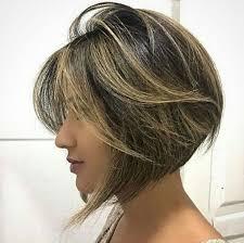 stylish short bob hairstyle straight short haircuts 2017