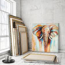 elephant painting wisdom