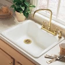 Shop Elkay Crosstown 22in X 33in Satin SingleBasin Stainless White Single Bowl Drop In Kitchen Sink