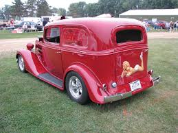 1935 Chevy sedan delivery | Summer Spectacular Car Show in F… | Flickr