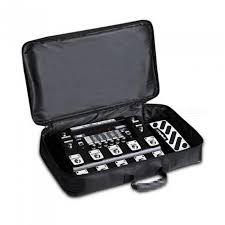 60 33 10cm portable effects pedal board gig bag soft case universal bag guitar