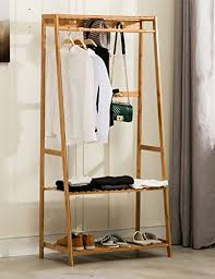 Image Wayfair Bamboo Wood Entryway Coat Rack Tiers Shoe Clothes Storage Shelves Coat Hooks Hanging Alibaba Bamboo Wood Entryway Coat Rack Tiers Shoe Clothes Storage Shelves