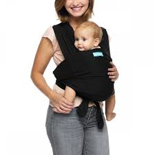 MOBY® Baby Carrier – MOBY Fit Hybrid Wrap / Carrier Combo – Black ...