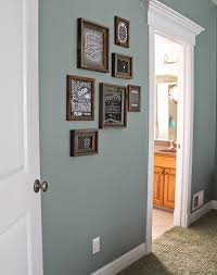 Popular Paint Colors For Living Rooms Benjamin Moore Colornantucket Fog A Little Bit Of Blue A