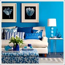 blue interior paintFeeling Blue Interior Painting with Sky Turquoise and More
