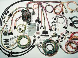 classic car wiring harness solidfonts harnesses unlimited custom auto wiring harness