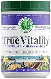 True Vitality, Vanilla Flavor - 25.2 oz (714 Grams) by ... - Amazon.com