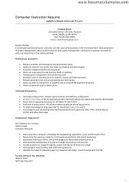 Examples Of Skills To Put On A Resume Sonicajuegos Com