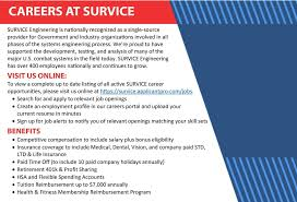survice engineering linkedin survice engineering is hiring take a look at what we can offer you