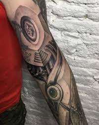 Tater Pavel 5 Black House Tattoo