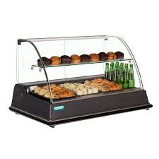 trimco manchester 1m counter top display fridge
