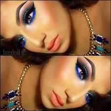 exotic makeup look makeup by bredoll visit magnetlook