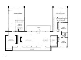 horseshoe house plans courtyard house plans u shaped u shaped floor plans u shaped floor plans