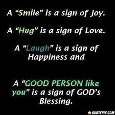 Good Person Quotes Delectable Good Person Quotes Custom A Good Person Like You Is A Sign Of God's