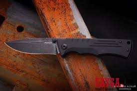 <b>Нож складной Split</b> black MR.BLADE