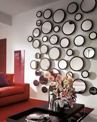 mirror wall living room