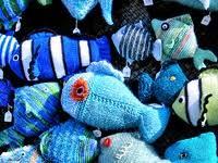 Fish: лучшие изображения (<b>183</b>) в 2019 г.   Fabric dolls, Fabric ...