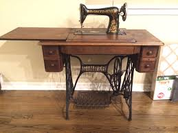 Dining Table Craigslist Vintage Singer Sewing Machine Table Craigslist Dining Room