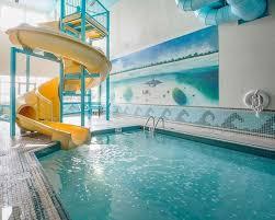 Indoor pool with slide Modern Comfort Inn Suites South Indoor Pool With Water Slide Tripadvisor Indoor Pool With Water Slide Picture Of Comfort Inn Suites South