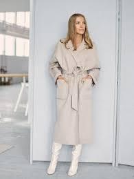 <b>Joseph</b> длинное <b>пальто</b> с запахом | <b>пальто</b> | Pinterest | Coat, Fur ...