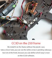 storm cc3d flight controller for multi rotors straight pins we prefer using the case for dust proof and more protection but you can remove it and mount the board directly to the airframe
