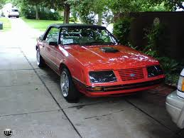 1984 Ford Mustang - Information and photos - MOMENTcar