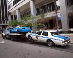 NYPD Tow Truck with 1996 Chevrolet Caprice NYPD Police Car… | Flickr