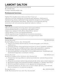 Combination Resume Classy Nursing Combination Resume Resume Help