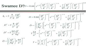 closed conduit flow conservation of energy and energy equation assumptions
