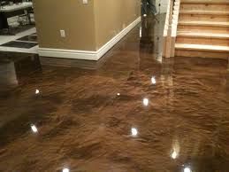 epoxy flooring basement. Basement Floor Epoxy Coating In Syracuse Flooring