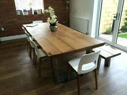 solid wood dining table and chairs john lewis oak for 4 round kitchen room c