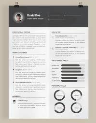 Coolest Resume Templates Best of Designer Resume Template Bradfordpaus