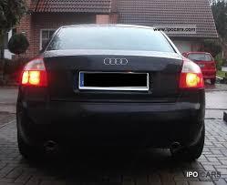 audi a4 2004 black. 2004 audi a4 24 s4 black edition bixenon navi limousine used vehicle photo black
