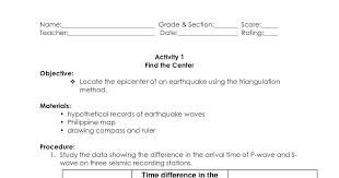 Principle of carding and drawing. Plate Tectonic Activities Dochub