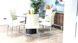 large glass dining table size of tables and 6 chairs round for room