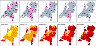 series maps generate a series of maps www qgis nl