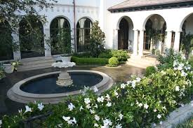 Small Picture Entry courtyard design ideas landscape mediterranean with potted
