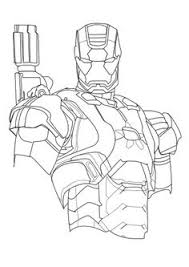 Small Picture Iron Man Unmasked Coloring Page Coloring Galore Pinterest Iron