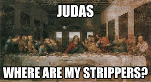 The Best Last Supper In The World memes | quickmeme via Relatably.com