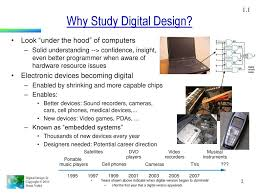 Digital Design 2nd Edition By Frank Vahid Chapter 1 Introduction Ppt Download