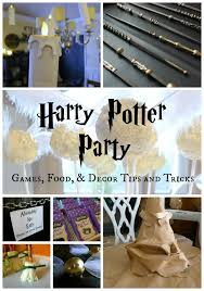 best 25 harry potter party games ideas