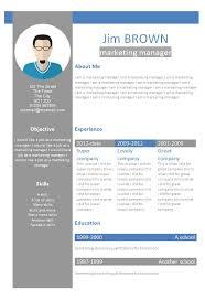Resume Format Style Pelosleclaire Com