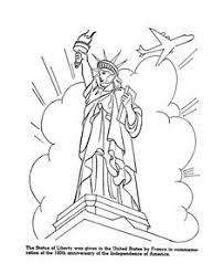 Small Picture American Liberty Symbols Coloring Page KDG Social Studies